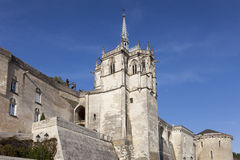 Castle of Amboise Royalty Free Stock Image
