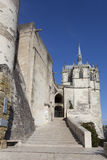 Castle of Amboise Stock Image