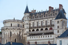 The Castle in Amboise Royalty Free Stock Photography