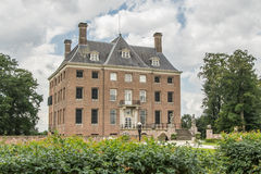 Castle of Amerongen Royalty Free Stock Photography