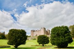 Free Castle And The Trees Stock Photos - 126064753