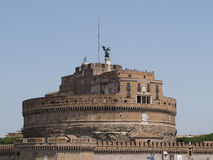 Castle of the Angels, Rome Stock Photo