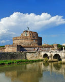 Castle of Angels, Rome, Italy Stock Images