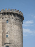 Castle angioino Royalty Free Stock Photo