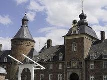 Castle Anholt Στοκ Φωτογραφίες