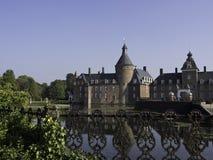 Castle Anholt Στοκ εικόνα με δικαίωμα ελεύθερης χρήσης