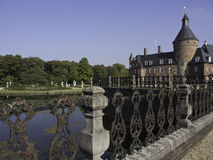 Castle Anholt Στοκ φωτογραφία με δικαίωμα ελεύθερης χρήσης