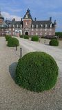 Castle Anholt Στοκ Εικόνες