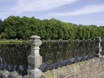 Castle Anholt Στοκ Φωτογραφία