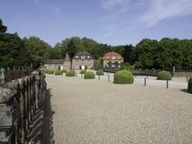 Castle Anholt Στοκ φωτογραφίες με δικαίωμα ελεύθερης χρήσης