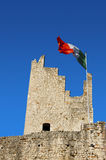Castle of Arco Stock Photography