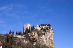 Castle Arco Di Trento - Trentino Ιταλία Στοκ φωτογραφίες με δικαίωμα ελεύθερης χρήσης