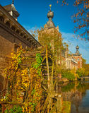 Castle Arenberg στο Λουβαίν, Βέλγιο Στοκ φωτογραφία με δικαίωμα ελεύθερης χρήσης