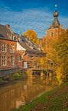 Castle Arenberg στο Λουβαίν, Βέλγιο Στοκ φωτογραφίες με δικαίωμα ελεύθερης χρήσης