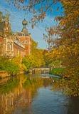 Castle Arenberg στο Λουβαίν, Βέλγιο Στοκ Εικόνες