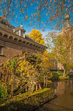 Castle Arenberg in Leuven Royalty Free Stock Images