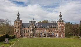 Castle Arenberg, now university of Leuven Royalty Free Stock Photos