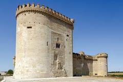 Castle Arevalo Avila Στοκ φωτογραφία με δικαίωμα ελεύθερης χρήσης