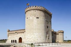 Castle Arevalo Avila Στοκ Εικόνες