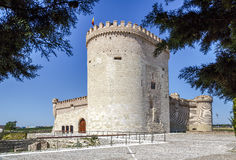 Castle of Arevalo in Avila Royalty Free Stock Photos