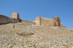 Castle of Argos in Peloponnese, Greece Stock Photography