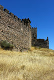 Castle, Arraiolos, Πορτογαλία Στοκ Εικόνα