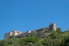 Castle of Arta Mallorca Spain Royalty Free Stock Image