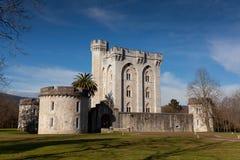 Castle of Arteaga Stock Photography