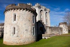 Castle of Arteaga Royalty Free Stock Photo