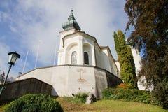 Castle Artstetten Stock Photo