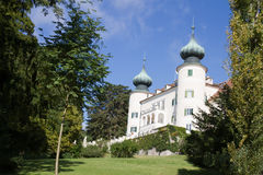 Castle Artstetten Stock Images