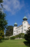 Castle Artstetten Royalty Free Stock Photo
