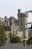 Castle at Arundel. Sussex. England Stock Images