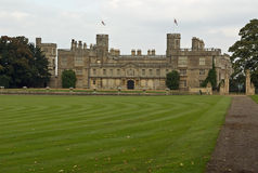 Castle Ashby Royalty Free Stock Images
