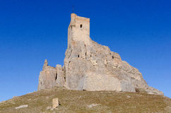Castle of Atienza Royalty Free Stock Image