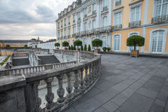 Castle augustusburg Γερμανία Στοκ εικόνες με δικαίωμα ελεύθερης χρήσης
