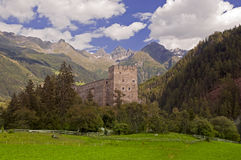 Castle in Austria Royalty Free Stock Photography
