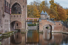 Castle in autumn Stock Photos