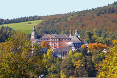 Castle Bad Berleburg Stock Photo