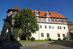 Castle Bad Urach #1 Stock Photo
