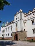 Castle at Baranow Sandomierski, Poland Royalty Free Stock Images
