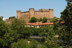 Castle of Barco de Avila in Avila Royalty Free Stock Photography