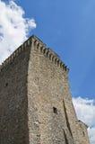 Castle Bardi. Αιμιλία-Ρωμανία. Ιταλία. Στοκ φωτογραφίες με δικαίωμα ελεύθερης χρήσης