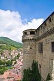 Castle of Bardi. Emilia-Romagna. Italy. Royalty Free Stock Image