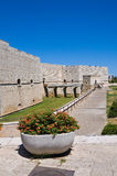 Castle of Barletta. Puglia. Italy. Royalty Free Stock Image