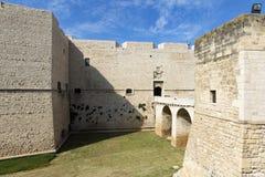 Castle of Barletta. Puglia. Italy. Royalty Free Stock Image
