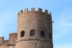 Castle bastion Royalty Free Stock Photography
