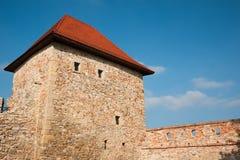 Castle bastion Royalty Free Stock Image