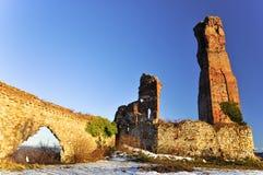 Castle of Battifollo Stock Images