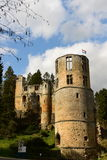Castle Beaufort, Λουξεμβούργο Στοκ εικόνα με δικαίωμα ελεύθερης χρήσης